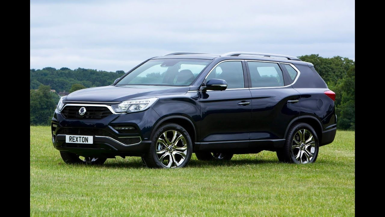 ssangyong rexton 2017 car review youtube. Black Bedroom Furniture Sets. Home Design Ideas