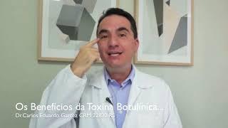 Os Benefícios da Toxina Botulinica