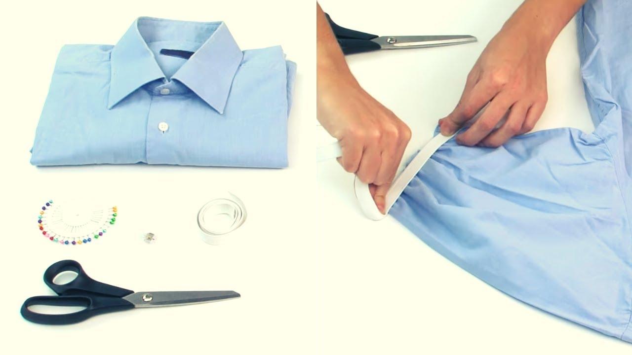 53f90fd50c Cómo reciclar una camisa