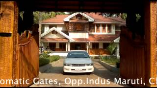 Automatic Gates New Way, Calicut  Editing By Saveesh K S