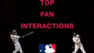 The Best Fan Interactions in Major League Baseball (2011-2018)