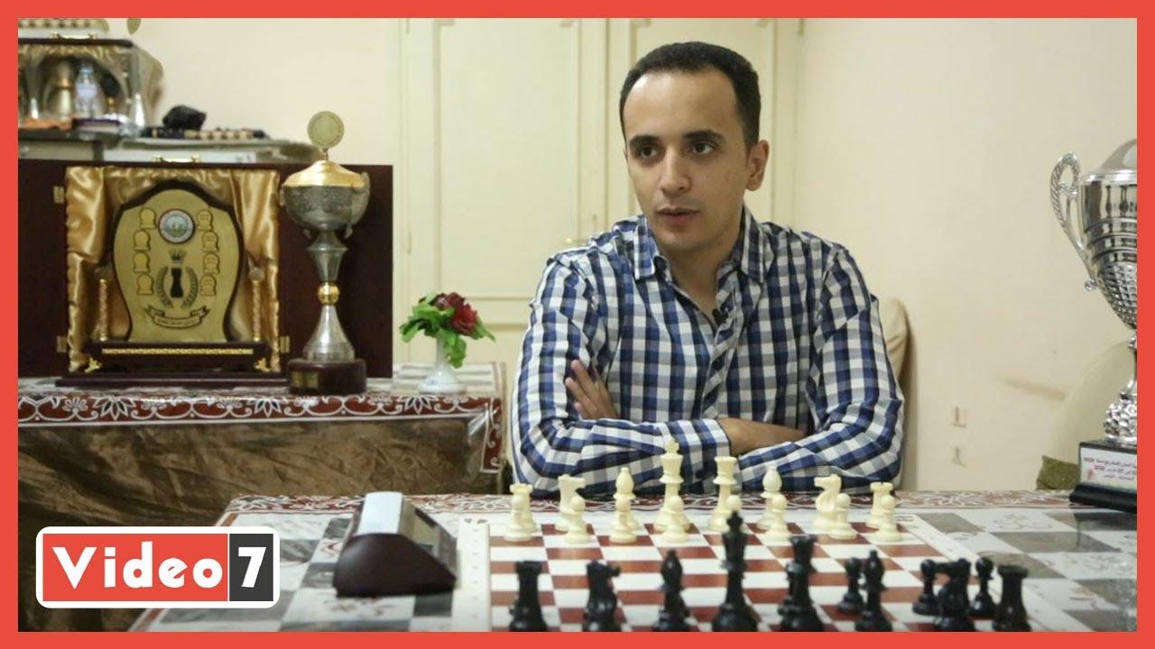 محمد صلاح الشطرنج.. باسم ساب الطب وبقى أول محترف شطرنج في الدوري الألماني  - نشر قبل 16 ساعة