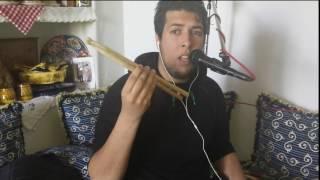 Nizar Dahmani E3 ( تعلم ايقاع شعبي في الباتري )( Lesson Batterie Chaabi Video)