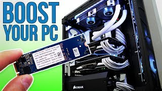 Boost PC Speeds Affordably | Seagate Barracuda + Intel Optane Memory