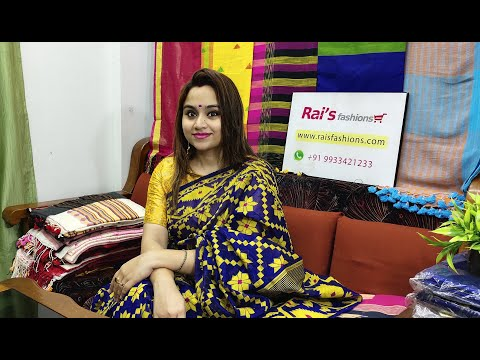 Handloom Sarees - A Fashionable Indian Attire For Women (16th May) from YouTube · Duration:  6 minutes 28 seconds