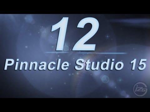 12_Эффекты со временем в Pinnacle Studio 15