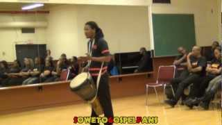 Soweto Gospel Choir - African Drumming