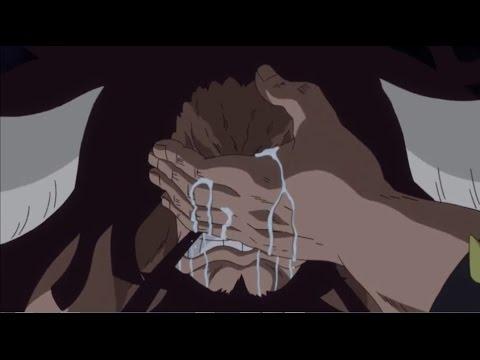 Kaido Dibuat Menangis oleh Luffy dan Law - One Piece