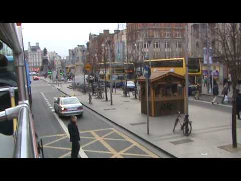 Work & Live in Another Country - IRELAND (Dublin City Tour - Part 1)