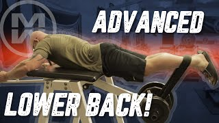 Lower Back Exercises for Extreme Strength!