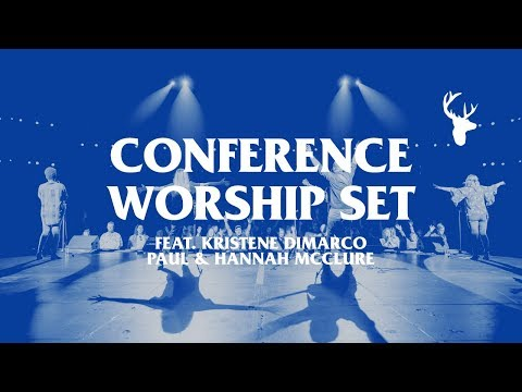 Heaven Come 2017 Worship with Kristene DiMarco, Paul & Hannah McClure
