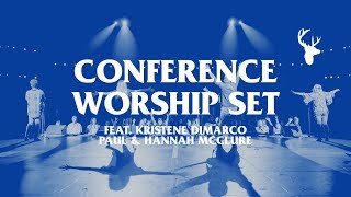Heaven Come 2017 | Worship with Kristene DiMarco, Paul & Hannah McClure