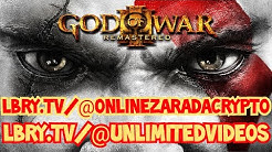 God of War 3 Remastered - Part 2 & a lot of Fails :-)