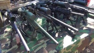 Budget Sniper Rifles