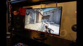 АОС G2590PX коментар - 24.5'' з роздільною здатністю 1080p ТН 144 Гц ігровий монітор - за TotallydubbedHD
