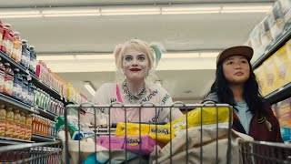 Birds of Prey - Shopping Scene