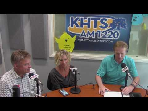 Aging with Power On KHTS (April 11, 2017 - Part 1) -- Santa Clarita