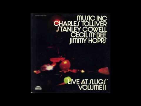 Music Inc. [Charles Tolliver] – Live at Slugs', Volume II (1973)