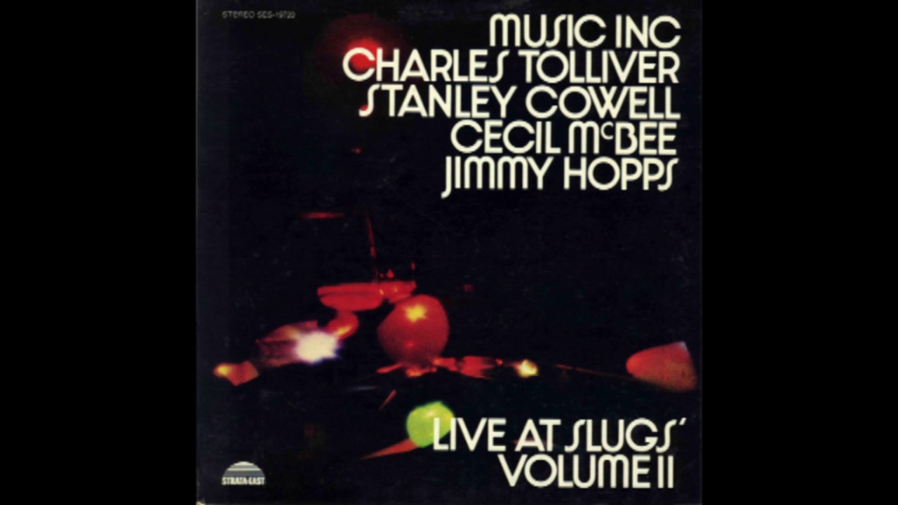 Charles Tolliver Music Inc Orchestra Impact