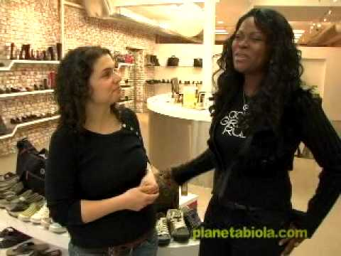 Green Eco-Friendly Fashion Diary: Shopping with Abiola in NYC
