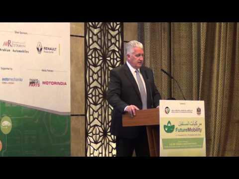 Len Hunt President Al-Futtaim Automotive Group, UAE
