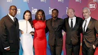 Widows Premiere Interviews | London Film Festival 2018