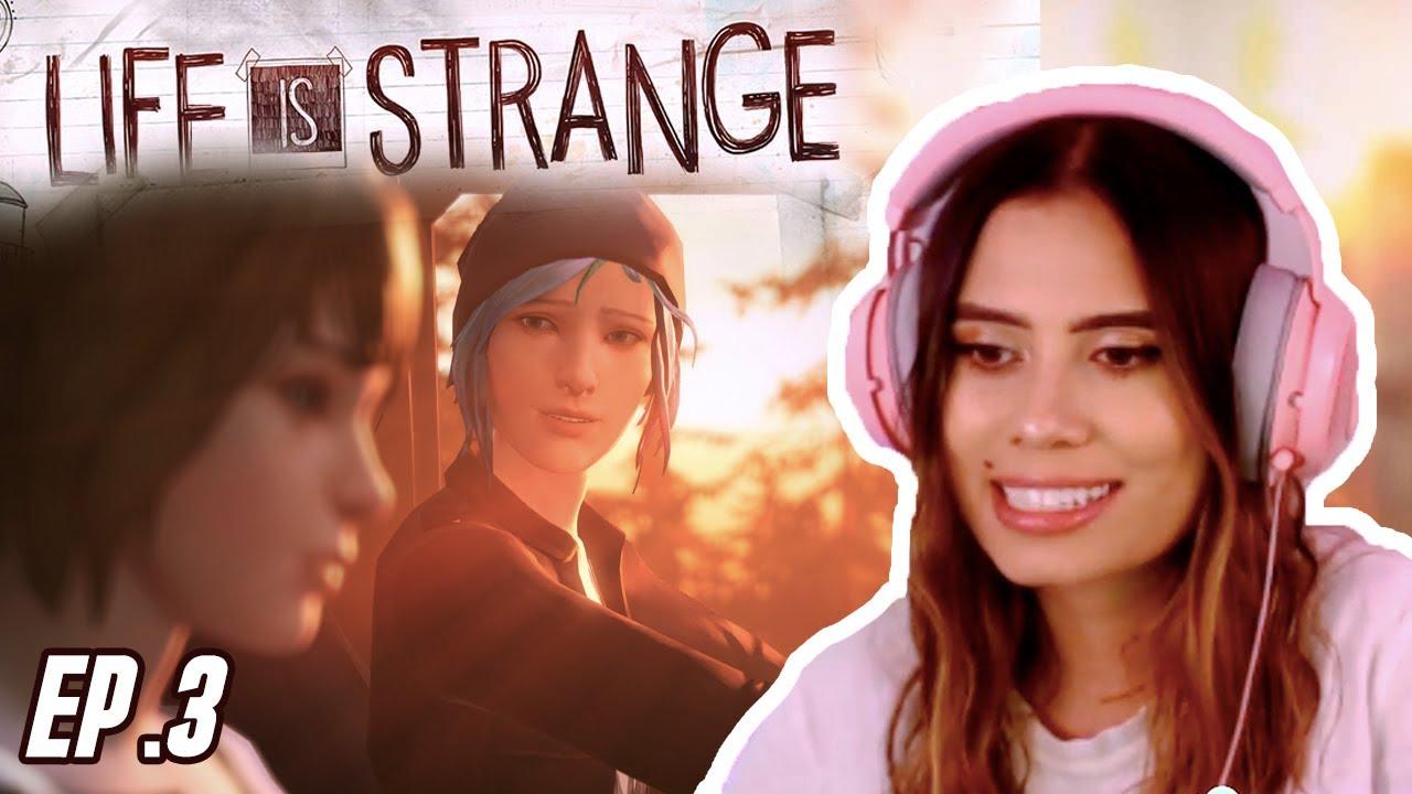 ¡ME ESTOY ENLOQUECIENDO! Life is  Strange EP3 - Paulettee Games
