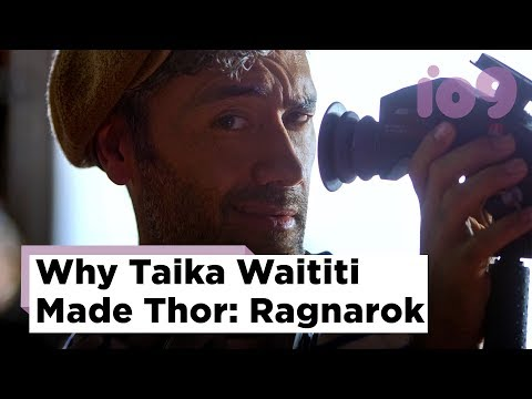 Thor: Ragnarok Director Taika Waititi Explains Why He Made the Movie