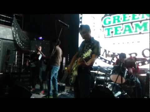 "Green Team (Live 2013) - НК ""Eurasia"",Кокшетау"