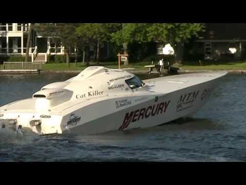 boat bottom vee