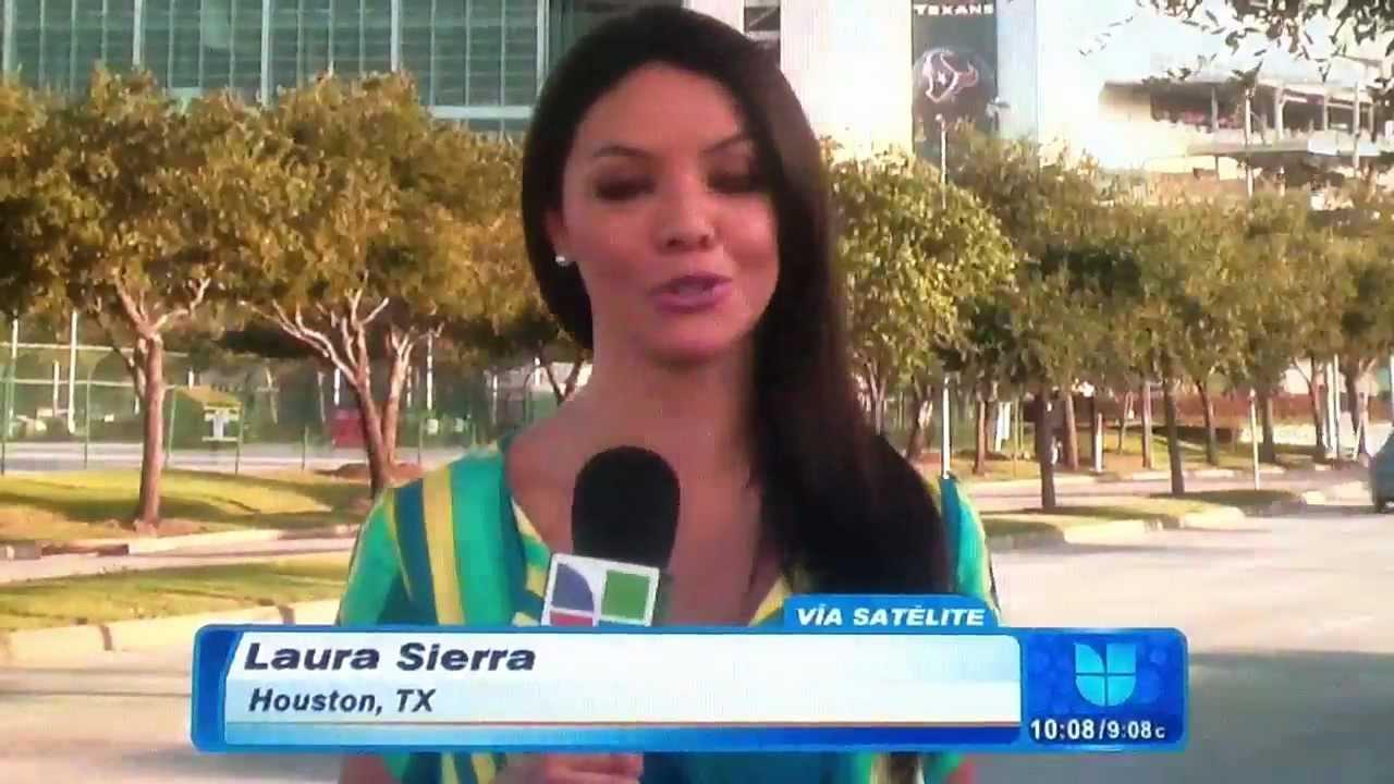 Laura Sierra Nos Muestra En Despierta America De Univision Las