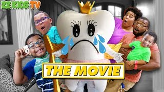 Tooth Fairy The Movie! (Drone Master Will Pay?)