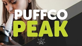 Puffco Peak review with Silenced Hippie