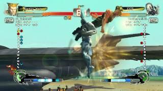 USF4: Koumori (Guile) vs YouScaredLOL (Seth)