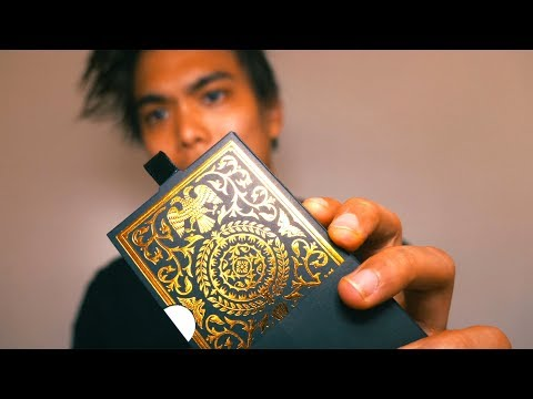 1st REGALIA Unboxing // Playing Cards