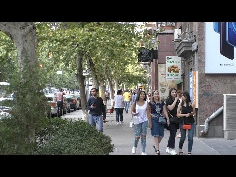 Yerevan, Paronyanic Pushkin, Handipum, 13.08.19, Tu, Video-2.