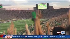 """Notre Dame's AD- """"We are committed to having fans in the stands"""""""