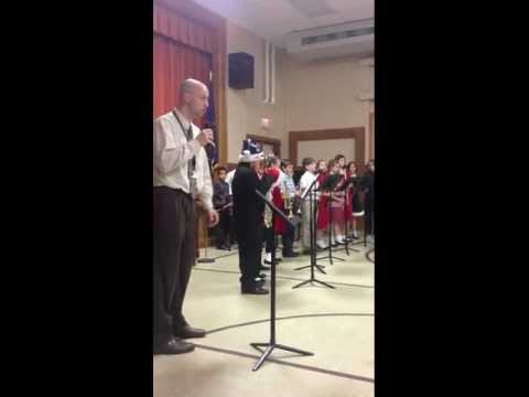 The Arendtsville Elementary School Band - Jolly Old Saint Nick