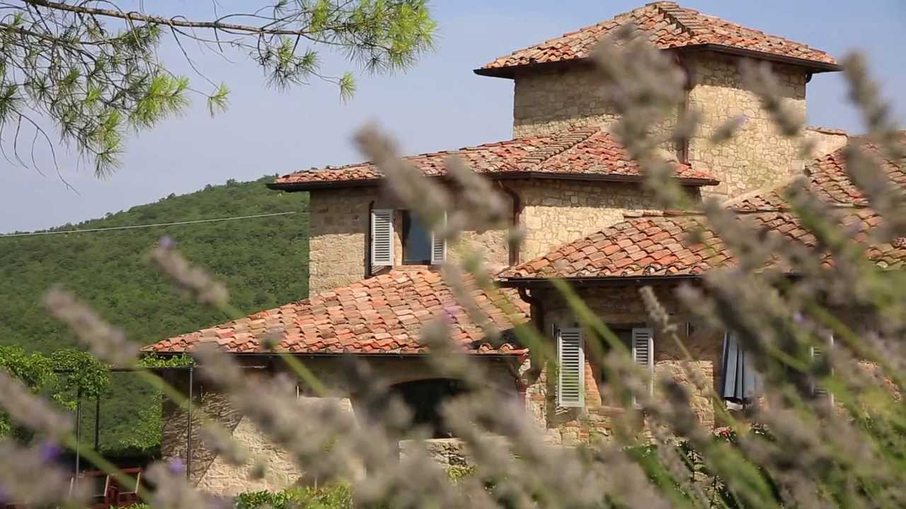 Le Pratola, Luxury Villa, Gaiole in Chianti, Tuscany, Italy- for rental