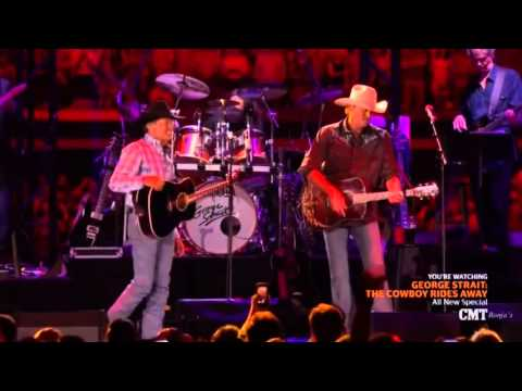 George Strait & Alan Jackson    Murder on The Music Row