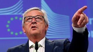 Juncker - No renegotiation