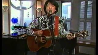 1993年 『Music Call 12_12』 富澤一誠さん 秋本奈緒美さん.