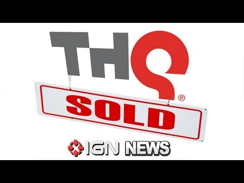 IGN News - THQ Dissolved