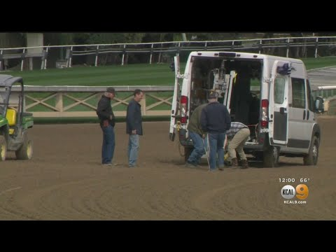 With Horse Death Toll At 21, Inspections Underway At Shuttered Santa Anita Racetrack
