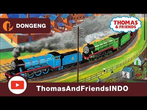 Thomas & Friends Indonesia: Dongeng Tuan Perkins - Kereta-kereta Pak Pengawas Gendut