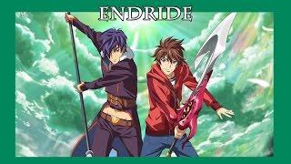 Обзор аниме - Эндрайд / Endride
