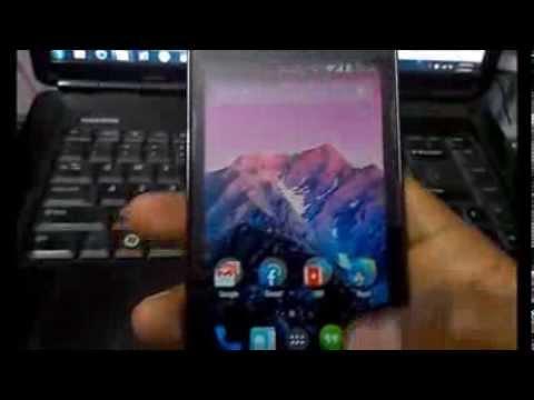 Samsung Galaxy R i9103 Running Android 4 4 2 Kitkat through OMNI/CM11 Custom ROM