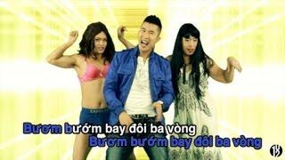 Video | KARAOKE Kìa Con Bướm Vàng Phong Lê 2013 | KARAOKE Kia Con Buom Vang Phong Le 2013