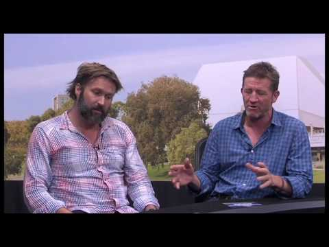 SA Sports Show: Scott Rich and Chris McDermott - Australian Champions League.