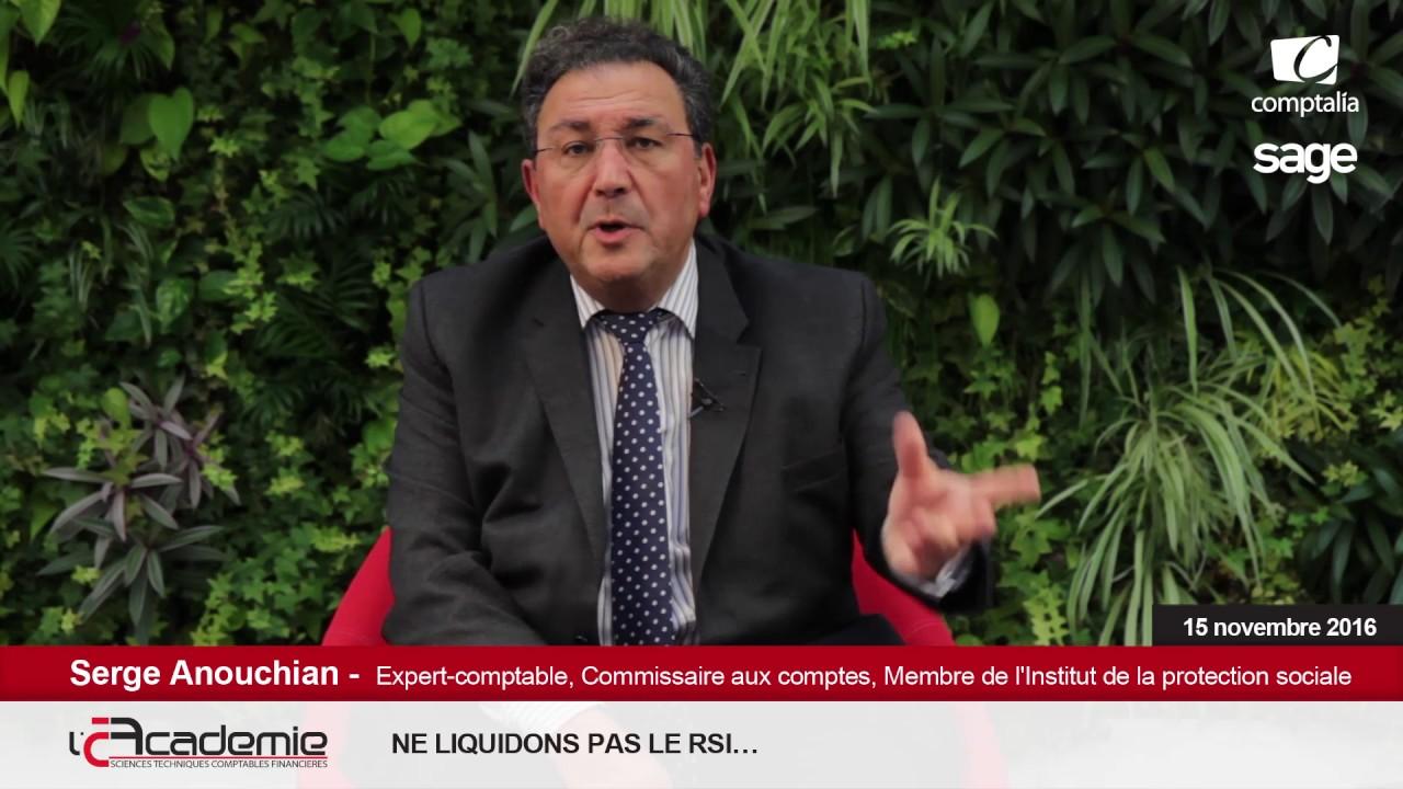 Les Entretiens de l'Académie : Serge Anouchian